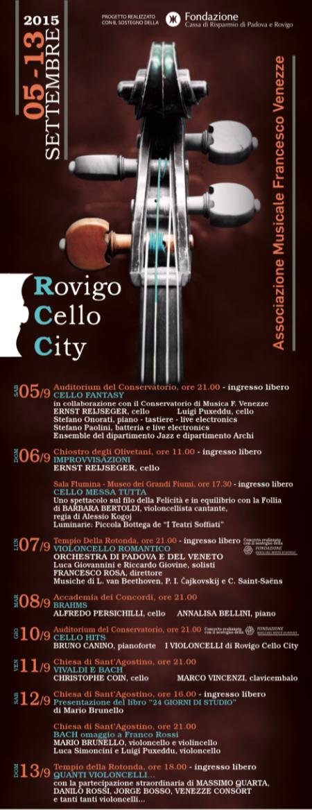 Locandina RCC 2015