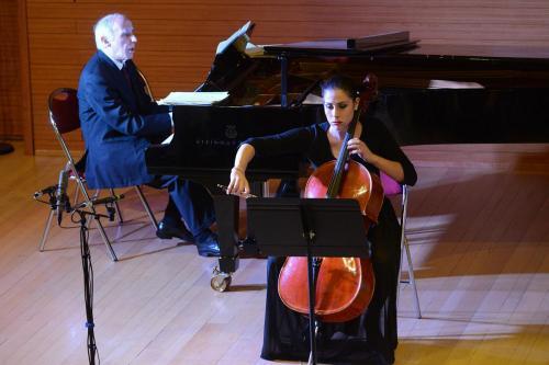 RCC_2015 10-09 Cello hits Bruno Canino pianoforte_19 ludovica angelini